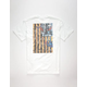 RVCA Dream Flag Mens T-Shirt