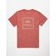 RVCA All The Way Mens T-Shirt