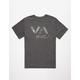 RVCA Camo Palms Mens T-Shirt