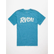 RVCA Exclamation Mens T-Shirt