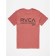RVCA Distressed Mens T-Shirt