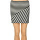 FULL TILT Pieced Stripe Womens Skirt