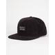 RVCA Nova Cord Mens Snapback Hat