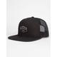 RVCA Hex Badge Mens Trucker Hat