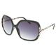FULL TILT Sugar Leopard Sunglasses