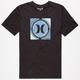 Hurley Crop Circle Mens T-Shirt