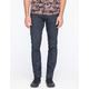 LEVI'S 511 Black Indigo Mens Slim Jeans
