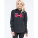 UNDER ARMOUR Rival Womens Pullover Hoodie