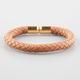 LA FAMILIA Braided Shells Bracelet