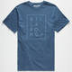 BILLABONG Equation Mens T-Shirt