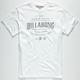 BILLABONG Goods Mens T-Shirt