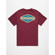 BOHNAM Summit Mens T-Shirt