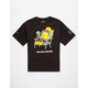 NEFF x The Simpsons Don't Have A Cow Boys T-Shirt