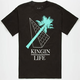LAST KINGS Lifer Mens T-Shirt