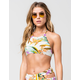 BODY GLOVE Waikiki High Neck Bikini Top