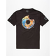 NEFF x The Simpsons Trippy Donut Mens T-Shirt