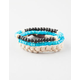 BLUE CROWN Nature 3 Pack Bracelet