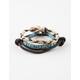 BLUE CROWN Natural 3 Pack Bracelet