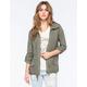 ASHLEY Linen Womens Anorak Jacket