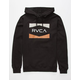RVCA Nation Mens Hoodie