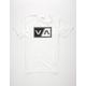 RVCA VA Tab Mens T-Shirt