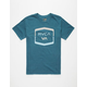 RVCA Rounded Hex Mens T-Shirt
