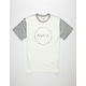 RVCA Circle Sketch Mens T-Shirt