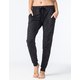 FULL TILT Womens Space Dye Jogger Pants