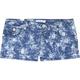 YMI Floral Denim Womens Shorts