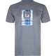 BURTON Logo Fill Mens T-Shirt