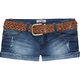 YMI Belted Shorts