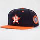 AMERICAN NEEDLE Blockhead Astros Mens Snapback Hat