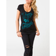 METAL MULISHA Fancy Womens Tee