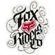 FOX Slam Sticker