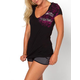 METAL MULISHA Dani G-Intention Womens Tee
