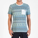 VOLCOM Tursam Mens Pocket Tee