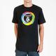 VOLCOM Round Rainbow Mens T-Shirt