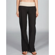 ELAN Womens Gauze Pants