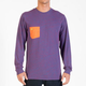 VOLCOM Dangerous Particle Pocket Tee