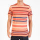 VOLCOM Kinetic Stripe Mens T-Shirt