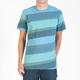 VOLCOM Volca Stripe Mens T-Shirt