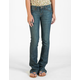 VOLCOM Pistol Womens Skinny Flare Jeans