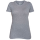 HURLEY Solid Perfect Womens Crew Tee