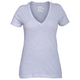 HURLEY Solid Perfect Womens V Tee
