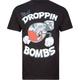 NEFF Droppin Bombs Mens T-Shirt