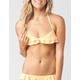 O'Neill Henna Ruffle Triangle Bikini Top