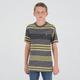 VOLCOM Stripe Stone Boys T-Shirt