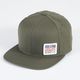 VOLCOM garment snapback hat