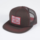 VOLCOM square patch chs hat