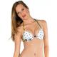 VOLCOM Dotted Line Underwire Bikini Top